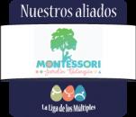 jardín infantil bilingue Montessori