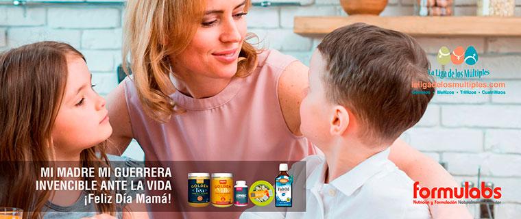 Día de la madre - Formulabs