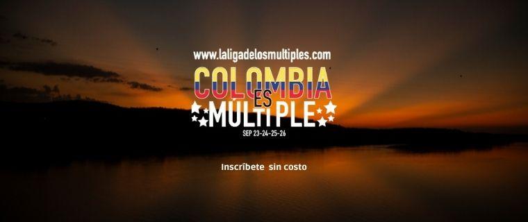 Inscríbete a Colombia es múltiple