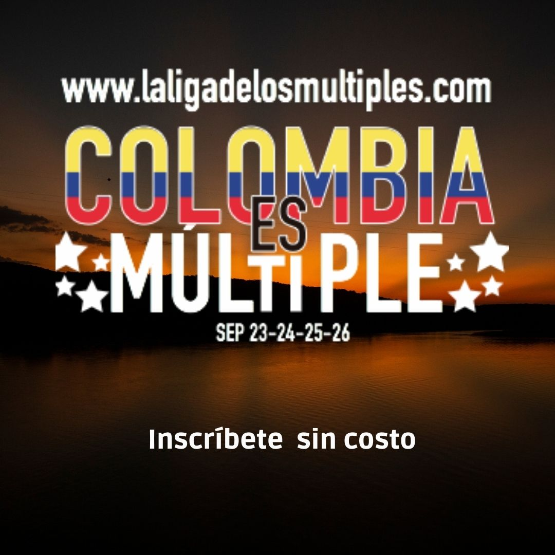 Colombia es múltiple 2021